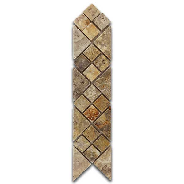 Borders Border Gl 244 Scabos Tumbled